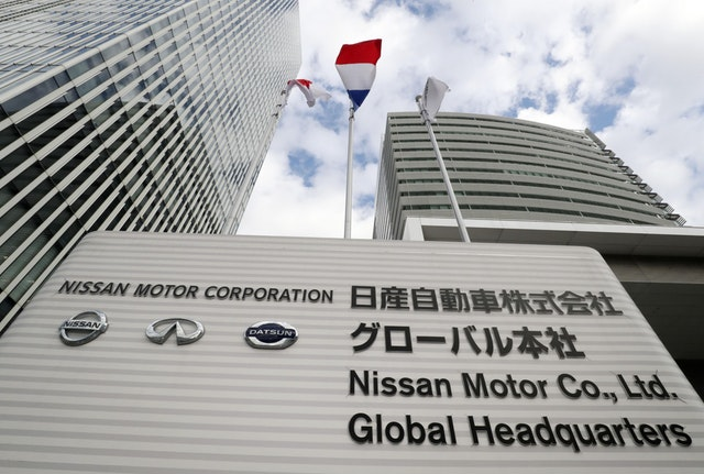 Japan Nissan Ghosn