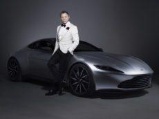 James Bond memorabilia auction