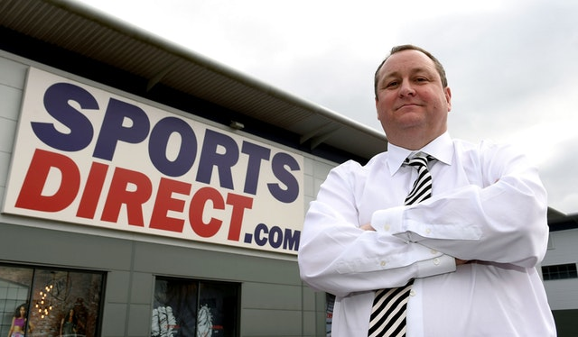 Sports Direct court ruling