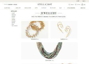 US jewellery retailer Stella & Dot