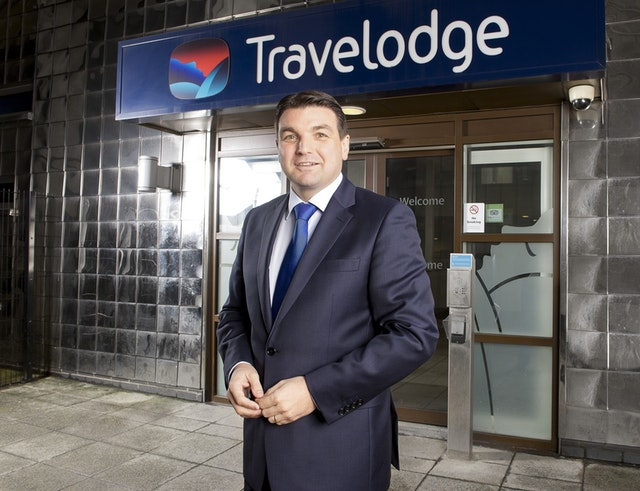 New Travelodge CEO