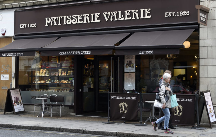 "Patisserie Valerie has said it is ""determined"" to put right its past mistakes"