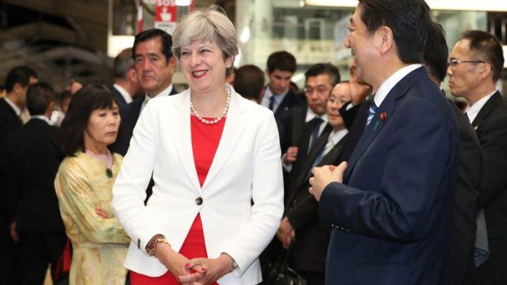 Britains-Prime-Minister-Theresa-May-visits-Japan-Kyoto-30-Aug-2017