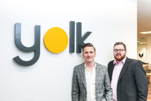 Cardiff-based Yolk Recruitment has announced details of its ambitious growth strategy, as part of its goal to become Wales' market-leading recruitment agency
