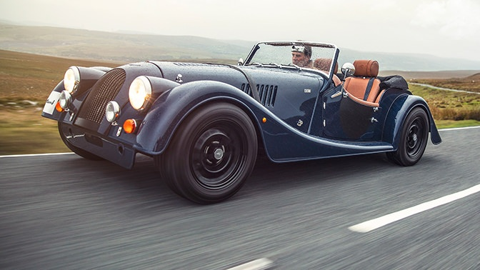 Morgan Motor Company, one of the last remaining British-owned carmakers, is to be bought by an Italian investment firm.