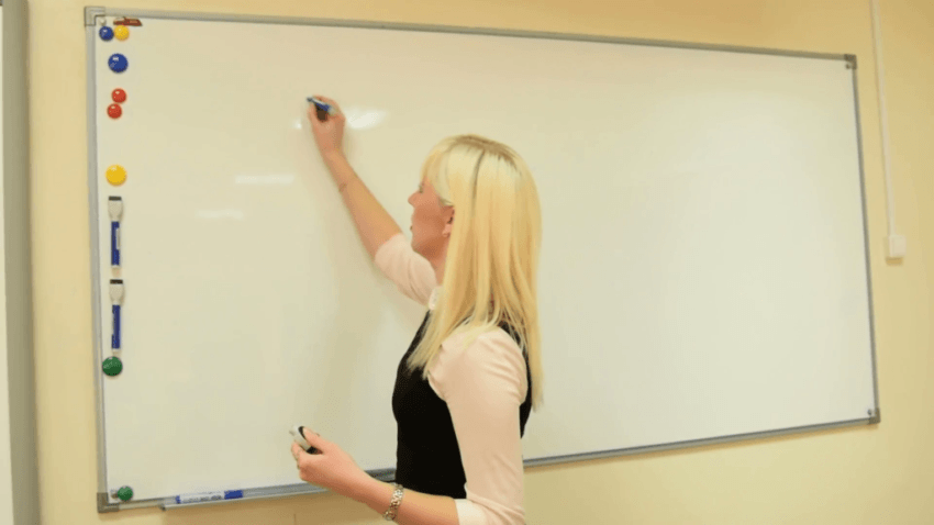 Evolution of whiteboards leading to better results at school