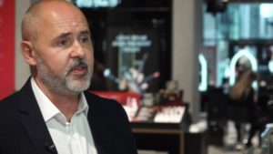 Debenhams boss Sergio Bucher steps down