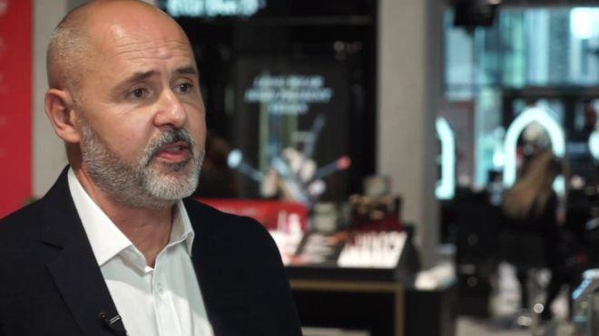 Debenhams boss Sergio Bucher steps down