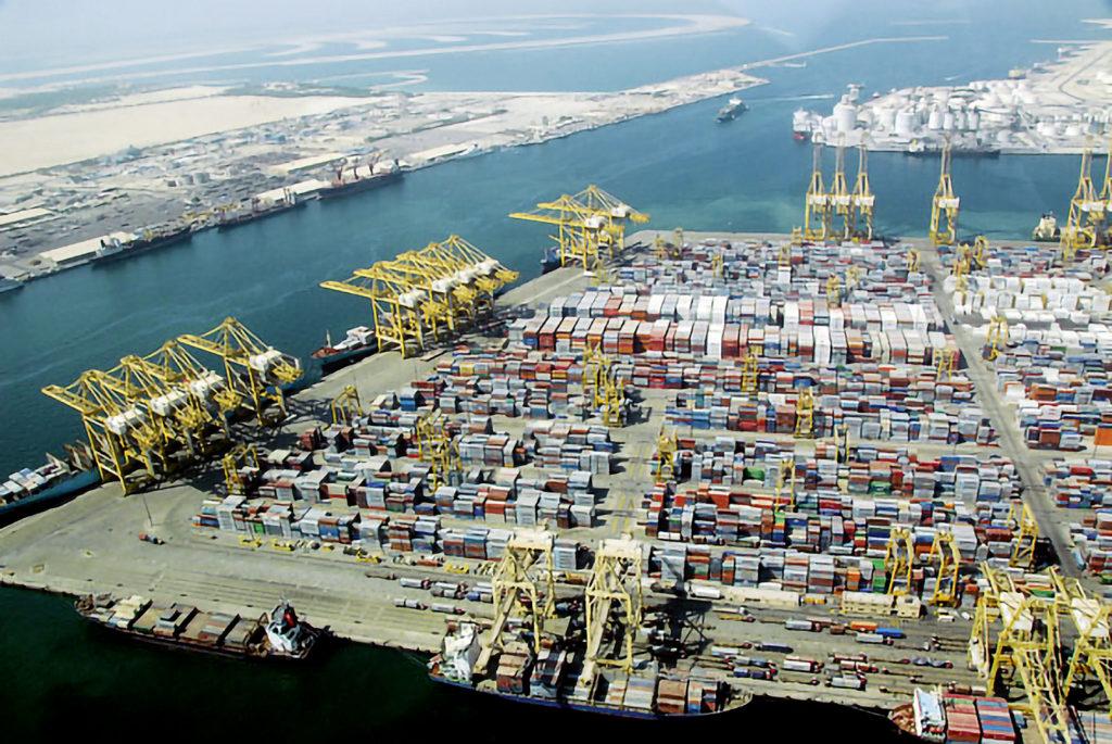 Jebel Ali Port