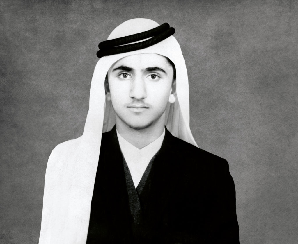 Picture Of Sheikh Mohammed As A Boy #02