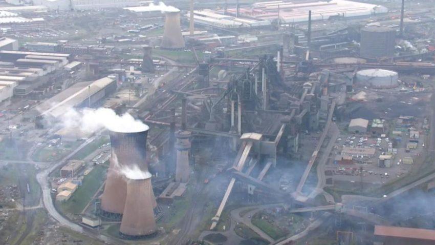 British Steel bailout