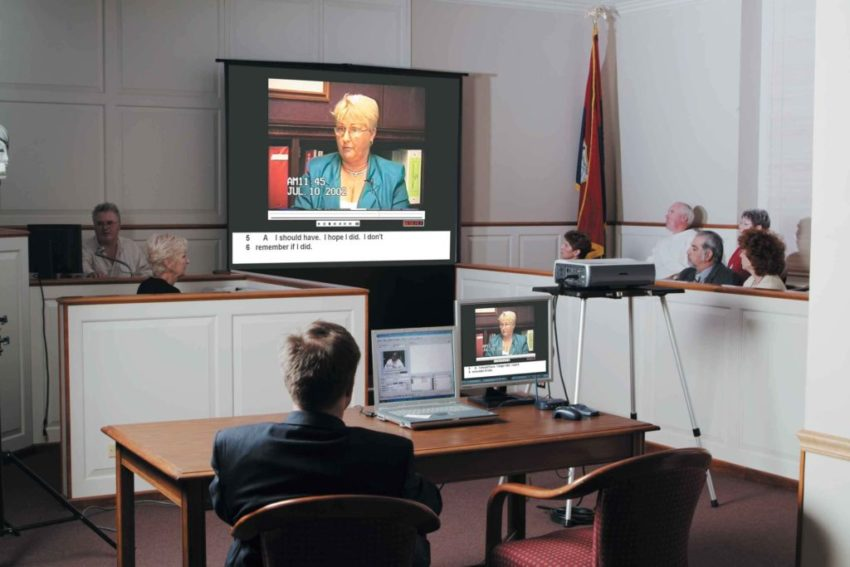 video evidence court