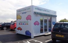 BCA Marketplace the owner of WeBuyAnyCar.com has confirmed a UK private equity giant has offered £1.9bn for a takeover bid.