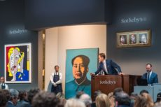 Sotheby's bought by French telecoms billionaire for $3.7bn