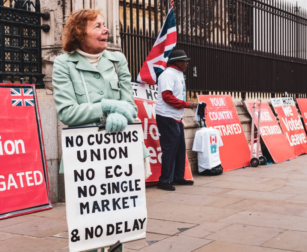 No Customs Union